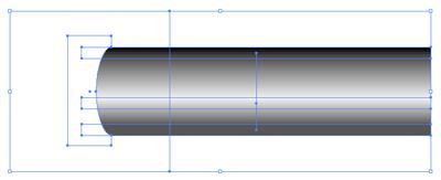 outil symétrie illustrator